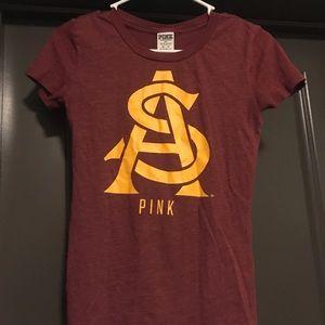 PINK Victoria secret ASU T-shirt
